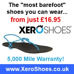 Xero Shoes Barefoot Running Sandals